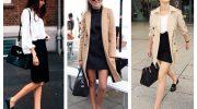Как носить туфли-оксфорды и выглядеть женственно. 7 вариантов