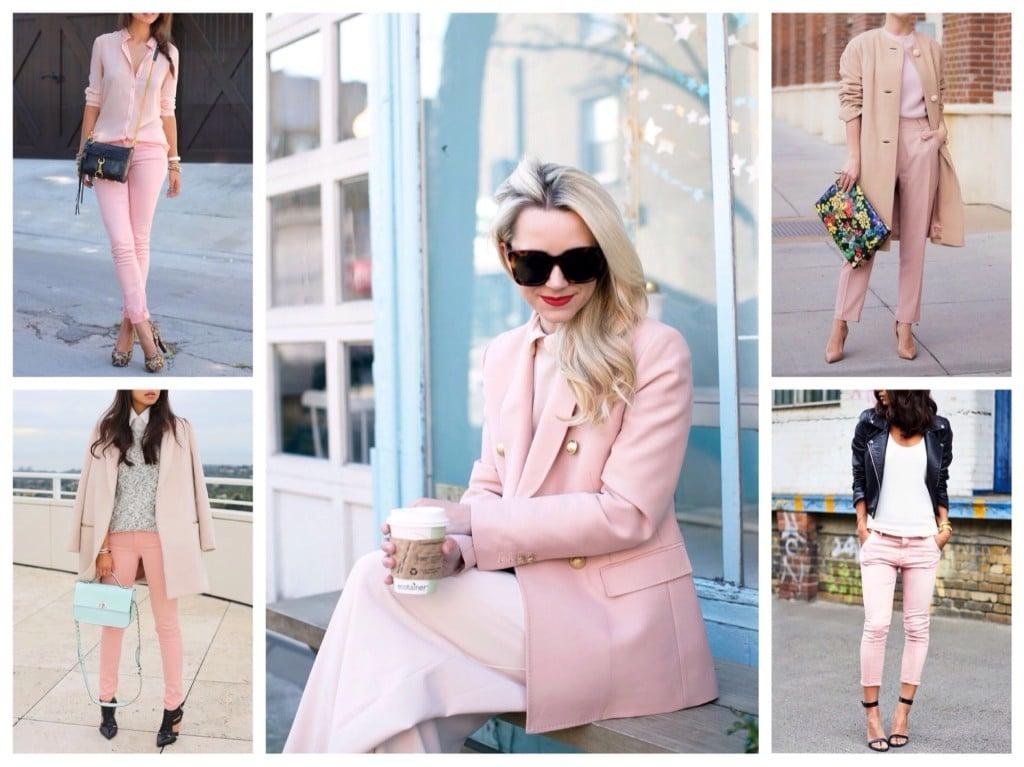 Как правильно носить розовый цвет, чтобы не выглядеть нелепо