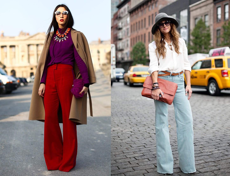 5 моделей брюк, с которыми стоит быть осторожней, так как они могут полнить