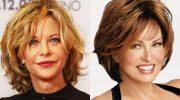 5 вариантов стрижек для женщин 50 лет, если не нравятся короткие волосы
