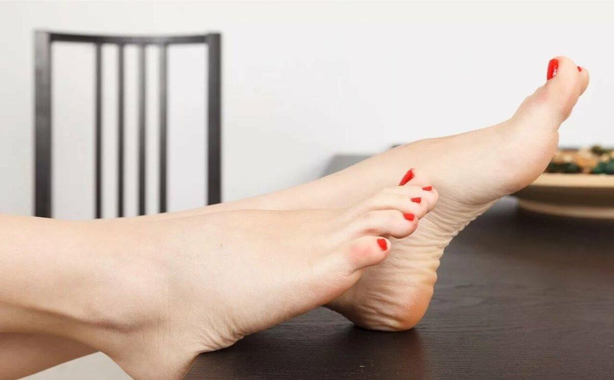 Как надолго избавиться от огрубевшей кожи на пятках