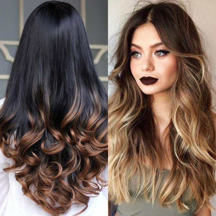5 самых стильных и модных оттенка волос в 2020 году
