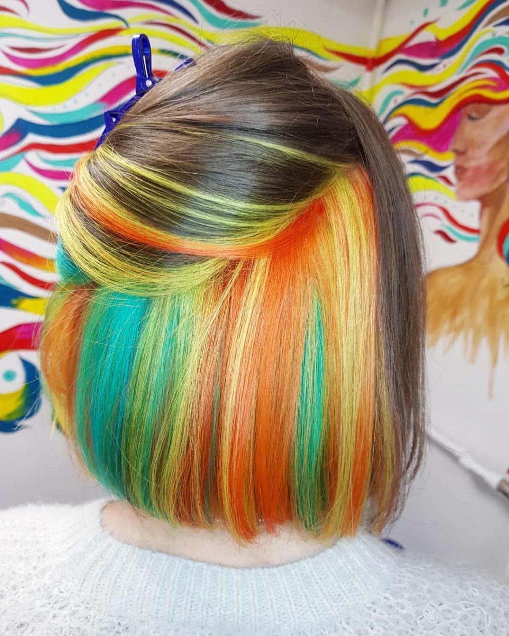 Почему не стоит пользоваться бытовой краской для волос и на что её заменить