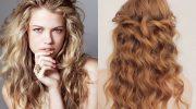 5 практичных причёсок для тех, кто не успел помыть голову