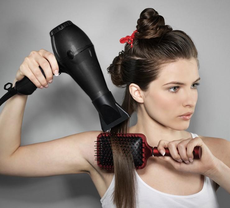 3 совета для тех, у кого часто электризуются волосы