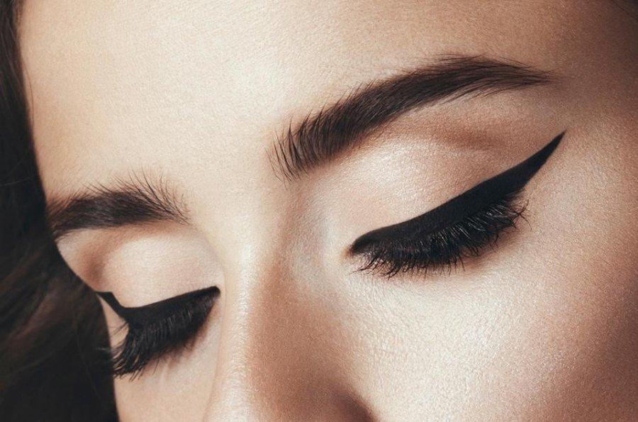 3 секрета идеальных стрелок для глаз