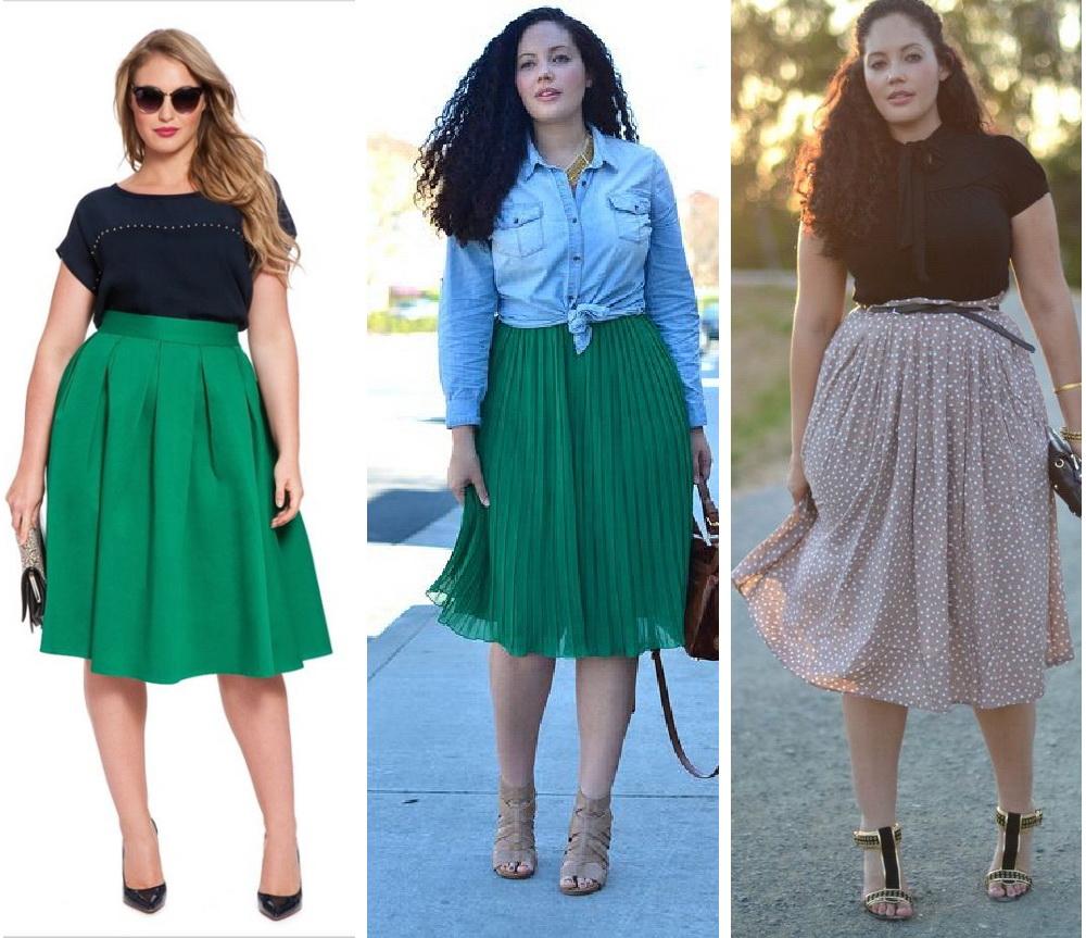 Как выбрать лучший покрой юбки по своей фигуре