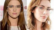 Как выбрать очки в офис, красиво подчёркивающие форму лица