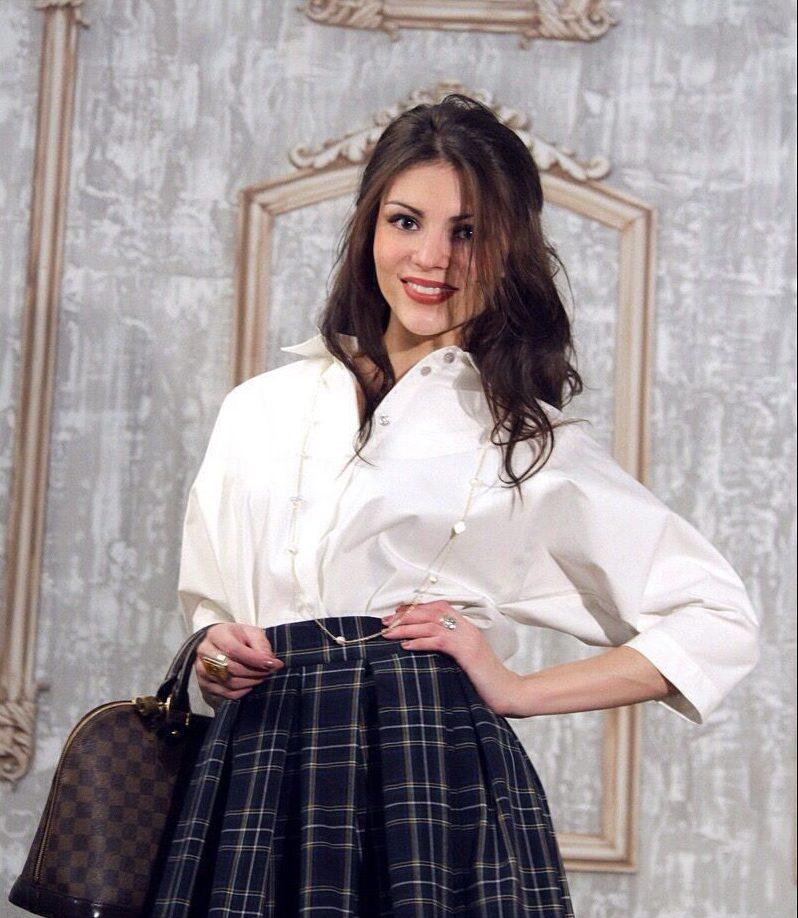 С чем носить модную юбку в клетку. 11 стильных примеров