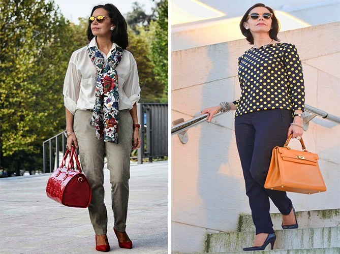 7 ошибок при создании стильного образа, которые часто совершают женщины за 50