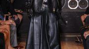 Секреты популярности кожаных платьев и кому их стоит носить