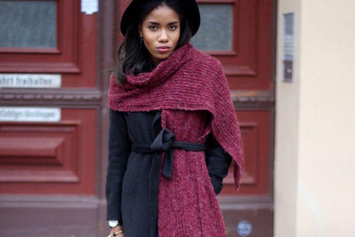 7 правил подбора зимнего гардероба полным женщинам
