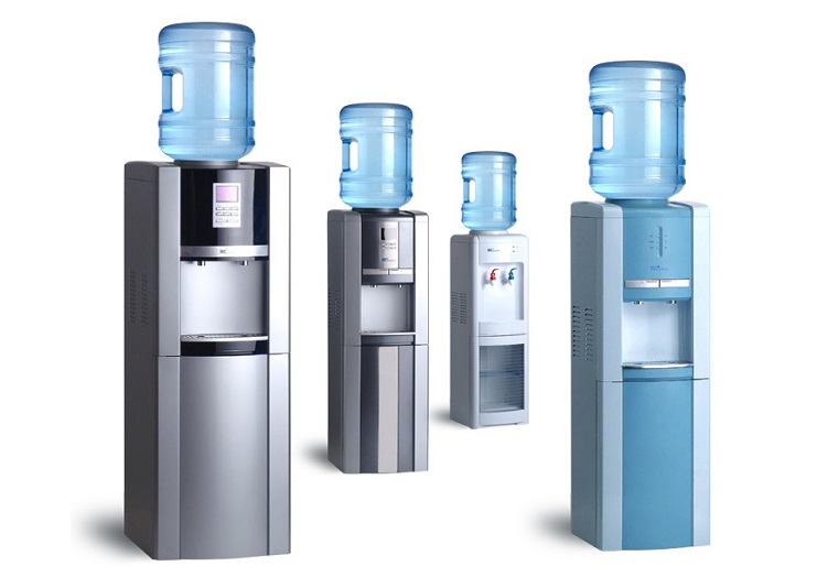 Что такое кулер для воды и чем он отличается от диспенсера