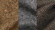 Камвольные пальтовые ткани