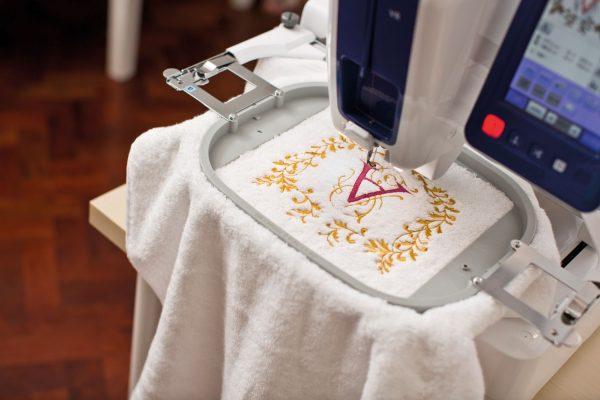 Параметры выбора вышивальной машины для дома.